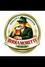 Birra Moretti 8L fust