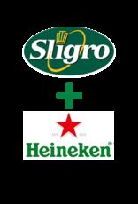 Sligro Heineken Regular Promotiepakket