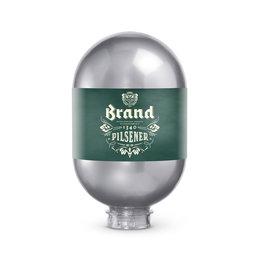 Brand Pils 8L Fust