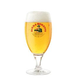 Birra Moretti Glas 20cl (6 stuks)