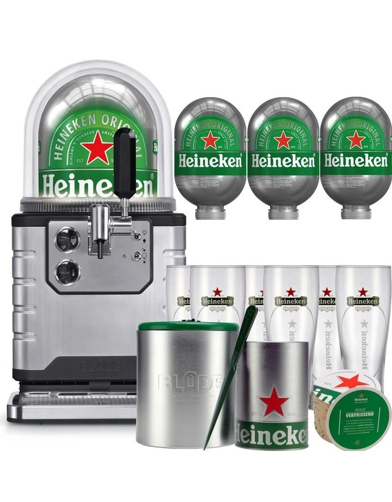 BLADE + Heineken Premiumpakket (SR)