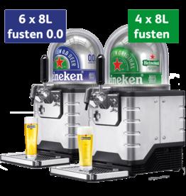 2x BLADE bundel: Heineken + Heineken 0.0