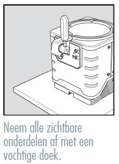 schoonmaak-instructie