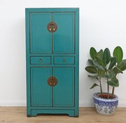 Yajutang Chinese cabinet four doors Solid wood