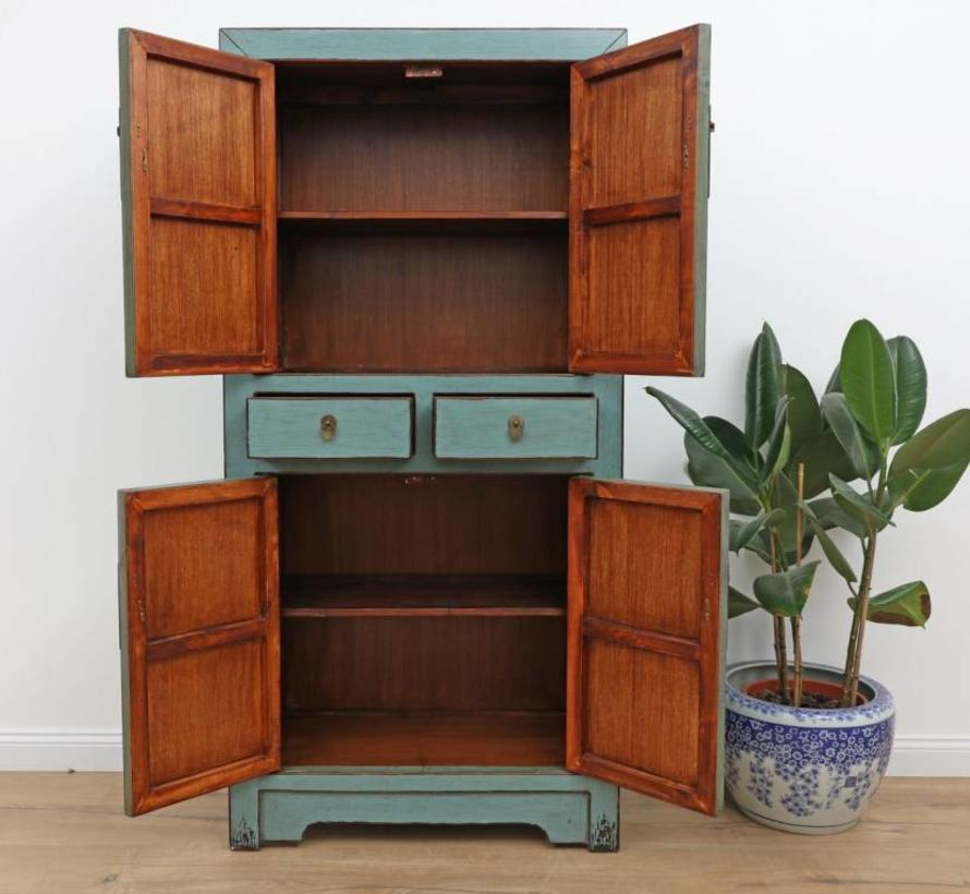 Chinese dresser wedding cabinet cabinet solid wood
