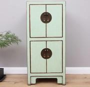 Yajutang Chinese chest of drawers 4 doors mint
