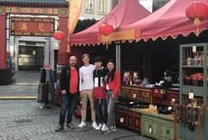 China Fest in Düsseldorf