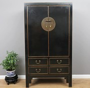 Yajutang Wedding cabinet 2 doors 4 drawers