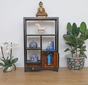 Yajutang Shelf dresser 2 doors 1 drawer
