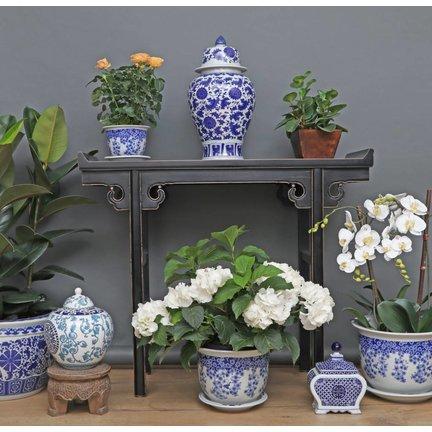 Feinste chinesische Porzellankunst