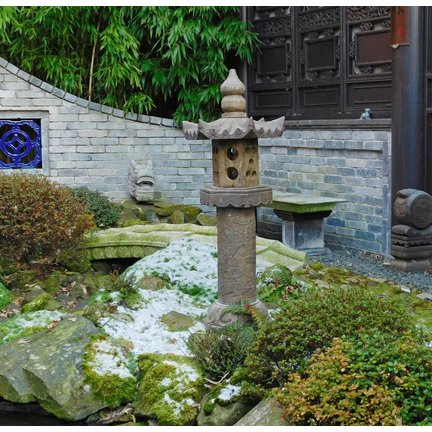 Eyecatcher for balcony, terrace and garden
