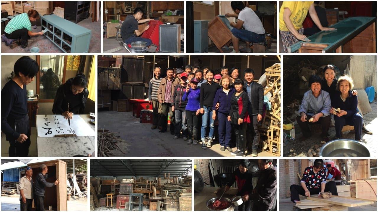 Yajutang Möbel nach Maß Herstellung in der eignen Möbelfabrik / Schreinerei
