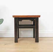 Yajutang Stool flower table side table black