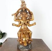 Yajutang Yamantaka der Dharmaschützer Buddha