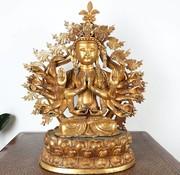 Yajutang Avalokiteshvara, Göttin des Mitgefühls