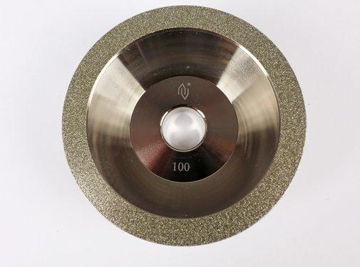 Yajutang Diamant-Schleifscheibe Grid 100 (grob)