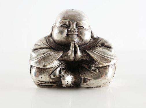Yajutang Little beautiful monk China Buddha