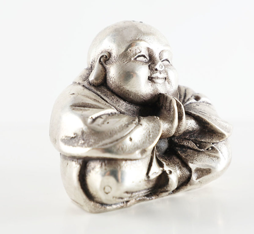 Mini Buddhist Monk China Buddha Figure Feng Shui