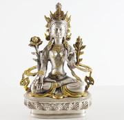 Yajutang weiße Tara schützt vor Krankheiten