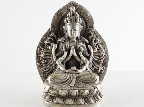 Yajutang Avalokiteshvara Göttin des Mitgefühls