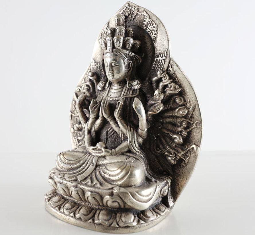 Avalokiteshvara der Bodhisattva des Mitgefühls Sanskrit Göttin