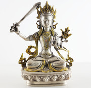 Yajutang Manjushri of knowledge and learning