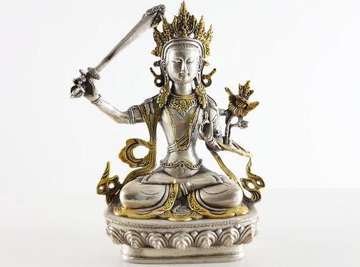 Yajutang Manjushri des Wissens und des Lernens
