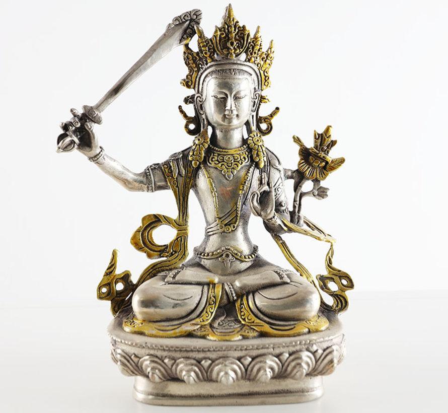 Manjushri des Wissens und des Lernens Buddha der Weisheit