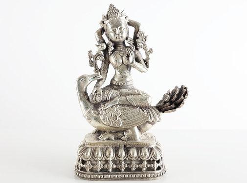 Yajutang Vijaya Tara die Göttin des Sieges