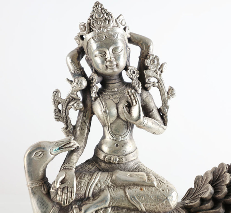 Vijaya Tara Tibetan Dromla Namgyalma the goddess of victory