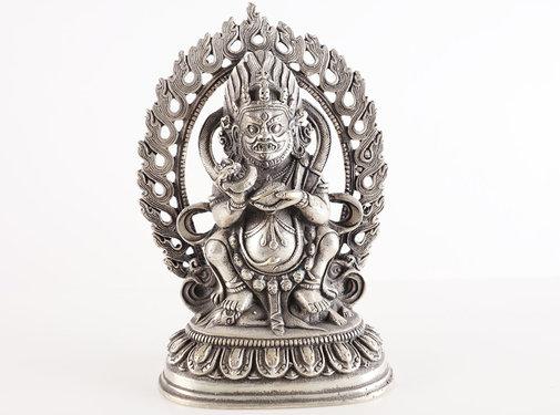 Yajutang Mahakala Beschützer der buddhis Lehre