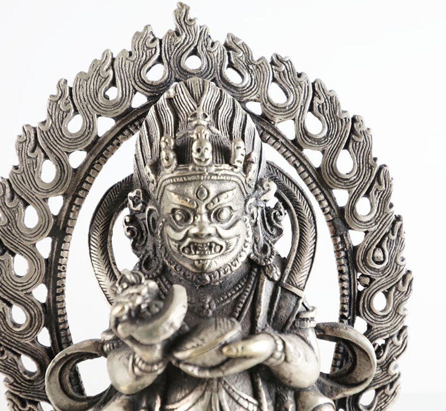 Mahakala Dharmapala Protector of Buddhist teachings