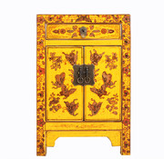 Yajutang Bedside cabinet handpainting luck symbol