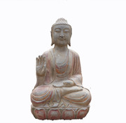 Yajutang Stone Buddha Siddhartha for garden