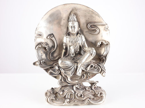 Yajutang Kuan Yin the mercy of the goddess