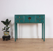 Yajutang Table side table from China turquoise