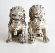 Yajutang Paar Fu Hunde Wächterlöwen Tempellöwen