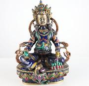 Yajutang Jambhala Gott des Reichtums und Wohlstand