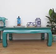 Yajutang Coffee table opium turquoise
