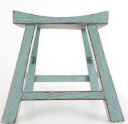 Yajutang Stool wooden stool gray