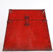 Yajutang Antike Chinesische Truhe rot