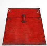 Yajutang Antique Chinese chest red