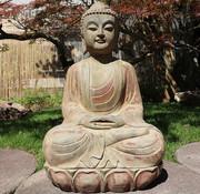 Yajutang Stone Buddha Siddhartha for garden 70cm H