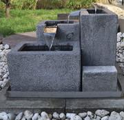 Yajutang Naturstein brunnen gartenbrunnen
