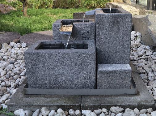 Yajutang Natural stone fountain garden fountain