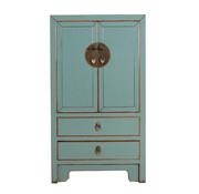 Yajutang Chinese chest of drawers Asian grey