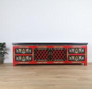Yajutang Hand painted sideboard, Tibetan style