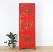 Yajutang Chinese wedding cabinet 6 doors