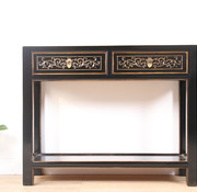 Yajutang Solid console table black