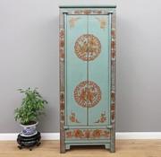 Yajutang Wedding cupboard 2 doors 1 drawer painted